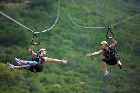 Zipline Tour Package