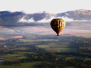 Magalies River Valley Hot Air Balloon Trip Package