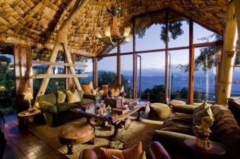 Add-on Luxury Game Lodge Package