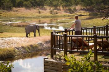 5 Day Central Botswana Getaway Package
