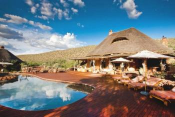 9 Day Cape Town and Tswalu Kalahari Luxury Experience Package