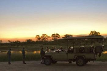 Rhino Walking Safari Package