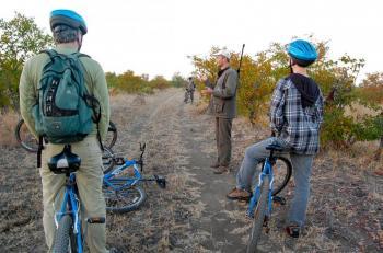 Kruger National Park Mountain Bike Safari Package