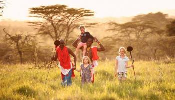 Family Safari Package