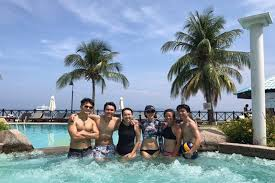 Berjaya Tioman Resort - Fullboard Package
