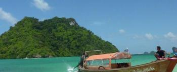Ko Samui - Half Day Safari Tour Tamarina Bed & Beyond Package