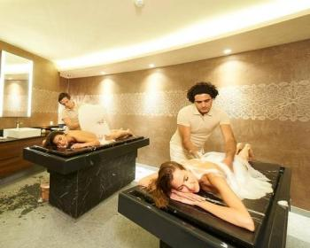 Hammam & Massage Package