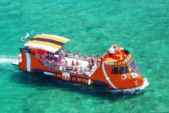 Nemo Submarine  Boat Trip Package