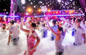 Foam Party – Club Ice Package