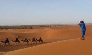 Berber Life and Wild Desert - 8 Days Private Tour Package