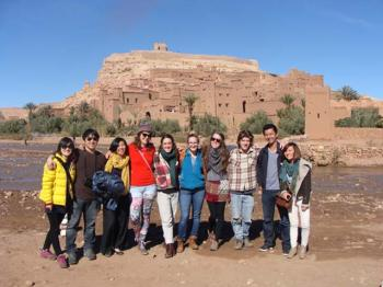 Middle and High Atlas with Desert Break (fes to Marrakech) – 4 Days Package