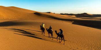 Berber lifestyle and desert stay weekend trips Package