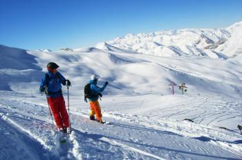 Tehran Ski Tour