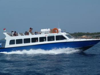 Fast Boat Bali - Fast Boat Transfer Gili Islands and Lombok Package