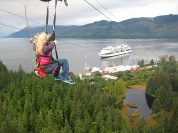 Icy Strait Taste of Hoonah and City Tour Package