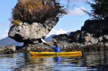 Sitka Half-Day Sound Paddle & Cruise Package