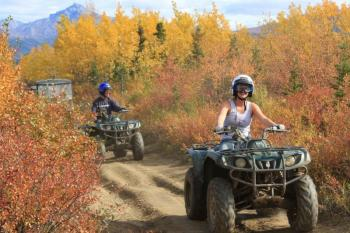 Denali ATV Wilderness Adventure Package