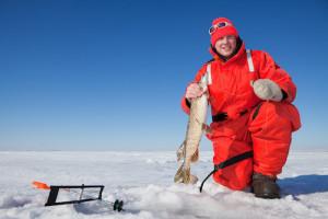Ice Fishing Half Day Tour