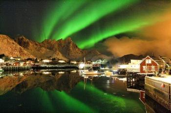 Aurora Lodge Viewing Tour