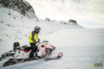 Snowmobile Tour 1 Hour