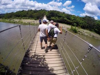 Amber Cove Rainforest Trek and Swim Tour