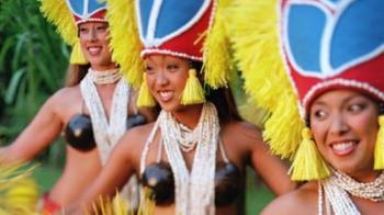 Kauai Garden Luau - for Cruise Ship Passengers Tour