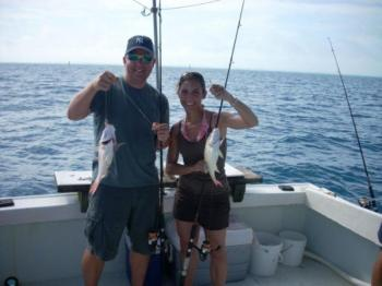 Fishing the Abundant Bermuda Reefs
