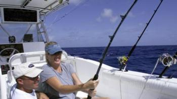 Deep Sea Fishing in Antigua