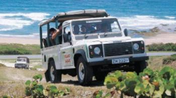 Barbados 4x4 Adventure Safari