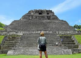 Private Xunantunich--the Mayan City Upon a Hill