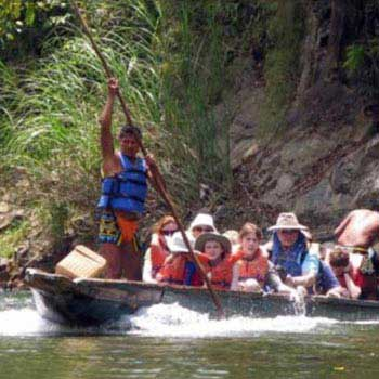 Gatun River and the Embera People Tour
