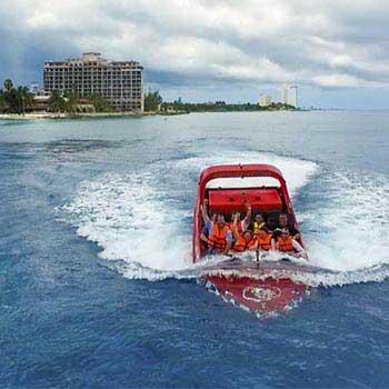 Cozumel Thriller Jet Boat