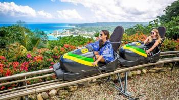 Scenic Sky Glider and Bobsled Combo Tour