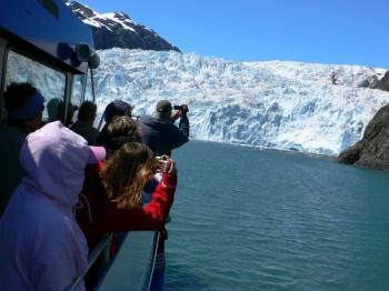 Seward to Anchorage all Day Tour Transfer Package