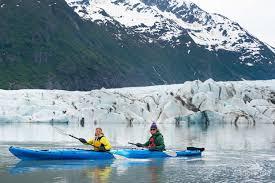 Spencer Glacier Float & Grandview Package