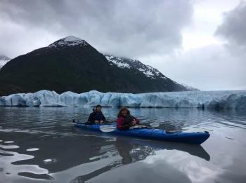 Heli Kayak Adventure Package