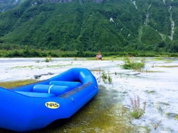Heli Rafting Package