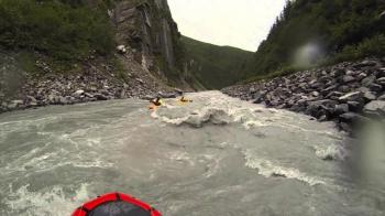 Keystone Canyon Rafting Package