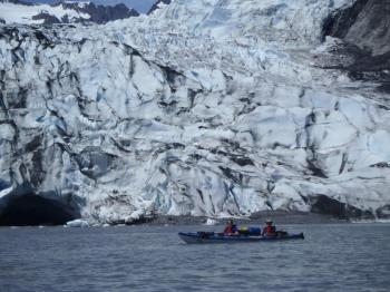3 Day Shoup Glacier Tour Package