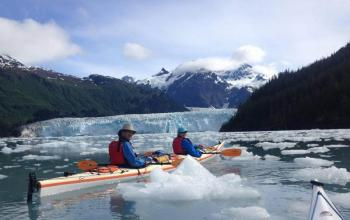 8 Day Meares Glacier to Columbia Glacier Tour Package
