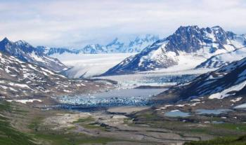 5 Day Iceberg Lake Fly-in Base Camp Package