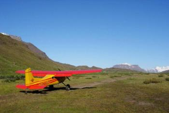 4 Day Skolai Pass Fly-in Base Camp Package