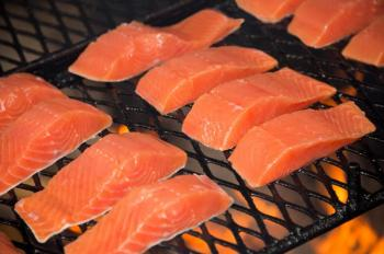 Gold Creek Salmon Bake Package