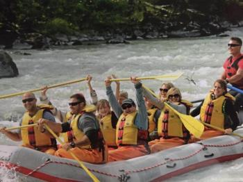 Mendenhall Glacier Float Trip Package