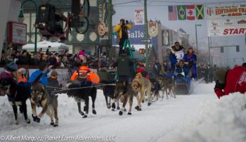 Iditarod Multi-day Tour Package