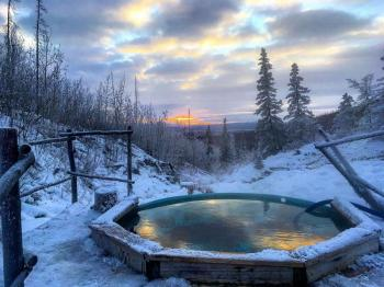 Tolovana Hot Springs Package