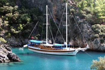 Fethiye to Olympos Blue Cruises Turkey Package