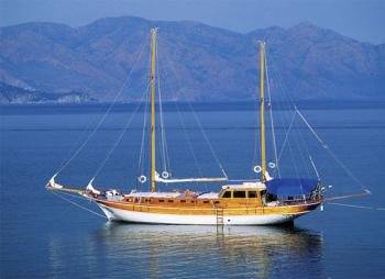 Marmaris - Fethiye - Marmaris Blue Cruises Turkey Package