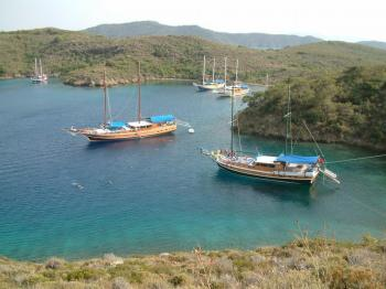 Bodrum - Gokova Blue Cruises Turkey Package
