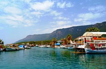 Bodrum - North Greek Islands A/c Blue Cruises Turkey Package